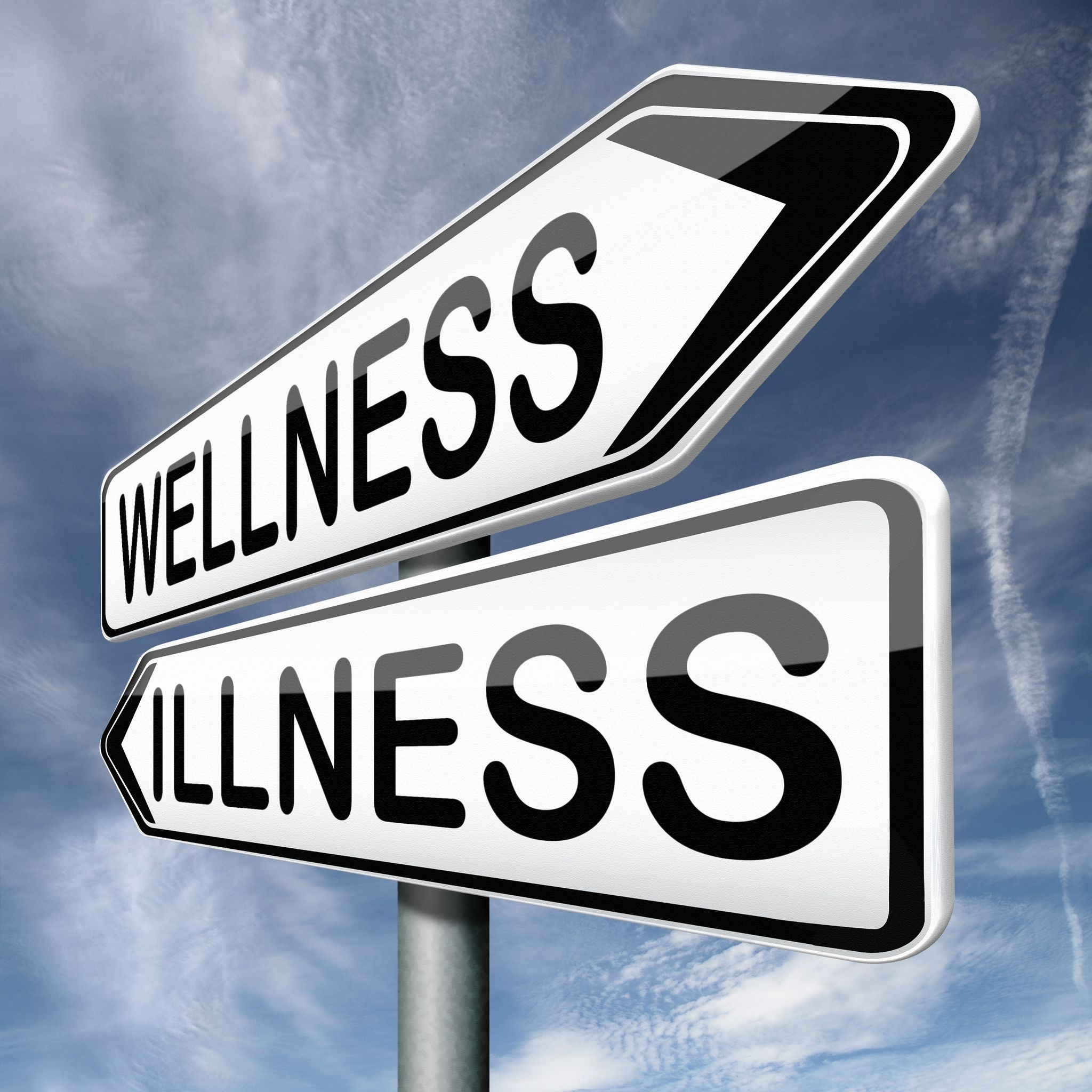 Signpost to wellness